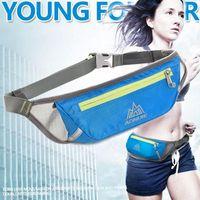 Wholesale AONIJIE Waist bag Sport casual purse Fanny pack Bum bag Belt bag Running Marathon Travelling pocket