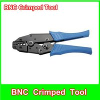 Wholesale Coaxial Cable Crimping Tools for HDTV BNC