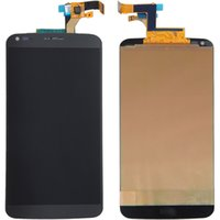 Cheap For LG G Flex D950 D955 D958 D959 F340 LS995 VS950 D950 LCD Digitizer Front Assembly Replacement Original LCD Touch Screen Glass Panel