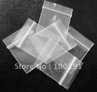 baggies - 500 X1 quot Small Zipper Lock Zip Lock Reclose Poly Bags Plastic Baggies
