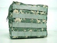 acu camo bag - Molle Drop Leg Panel Utility Pouch Bag Digital ACU Camo