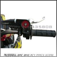 atv handle grips - Die Casting Aluminum Visible Throttle For Handle Bars Of Dirt Pit Bikes ATV M53456 Grips Cheap Grips