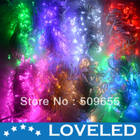 approved christmas light - Colors m LED String Light Christmas Decoration Ornament Lights CE RoHS Approved Free Fedex