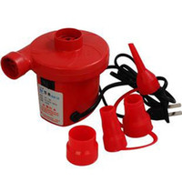 air pump boat - 220V AC Electric Air Pump Inflate Deflate for Air Bed Car Boat Compression Mattress Toy Tool