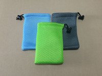 Wholesale 1000 Factory direct mobile phone network storage bag sandwich bag beam port bag net bags