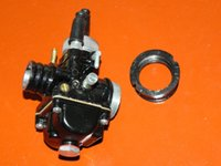 carburetor 2 stroke - new replacement OEM from Dellorto PHBG DS Black mm Racing Carburetor BWS100 VINO50 stroke motorcycle modified carburetor