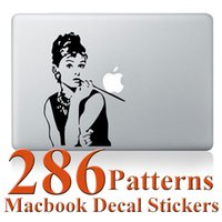 hello kitty laptop skin - Audrey Hepburn Hello Kitty Michael Jackson Sticker Skin protector for Apple MacBook Air quot Air Pro Mac quot quot quot Retina quot inch