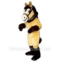horse harness - New Horse Clyde Clydesdale with Collar Harness Mascot Costume