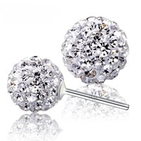 Wholesale Earrings for Women Fashion Jewelry Brand Design New Korean Earring Studs Pack Wedding Cheap Sterling Silver Stud Earrings