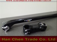 Wholesale fast shipping Carbon Fiber seatpost carbon bicycle seatpost carbon bike stem parts mm