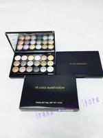 palette 18 color - Makeup Eyeshadow Palette New Makeup Color Eyeshadow Powder Eye Shadow g