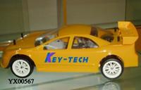 remote control car gas - 1 RC car Nitro Gas CC Engine WD On road Car Speed Gearbox radio remote control cars toys