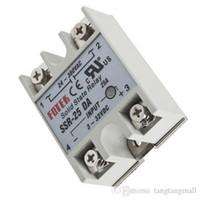 Wholesale 1pc Solid State Relay Module SSR DA A V V DC Input VAC Output Newest A5