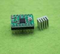 Wholesale 5pcs A4988 stepstick stepper Motor Driver Module for D printer controller RAMPS