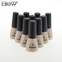 Wholesale Elite99 ml Temperature Change UV Gel Nail Gel Polish Top and Base Coat Needed Choose Any Colors