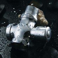 Wholesale Zinc alloy Hand pressing flush valve stool flush valve time delay valve
