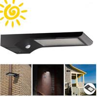 Precio de Luces led solar led solar-Super Bright LED 5W impermeable IP65 de la lámpara solar de la calle al aire libre de Seguridad de luces de carretera pared del jardín Thin Luz Lámpara Solar 48