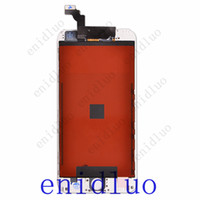 Wholesale 10 free DHL original LCD Display Touch Screen Digitizer with Frame For iPhone Plus inch LCD digitzier