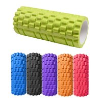 Wholesale Hot Sale Yoga Gym Pilates Fitness Exercise Foam Roller Massage Training Trigger Point Massage Roller