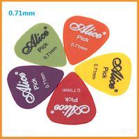 Wholesale Professional Guitar Picks Guitar Plectrum Alice AP P mm Smooth ABS Guitar Parts Accessories