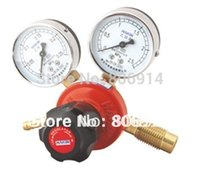 acetylene gas cylinders - YQE acetylene gas regulator gas cylinder regulator acetylene pressure reducer with retail packing