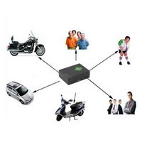 Wholesale Locator Real Time Car Kids Pet GPS Tracker GSM GPRS GPS Tracking Power adapter YKS