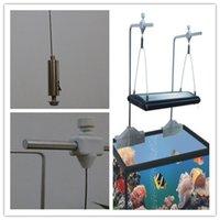 Wholesale Professional aquarium lamp bracket lamp hanger clamps set diy tools