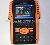 Salida Sathero SH-800HD DVB-S2 Satélite Digital Buscador de medidor USB2.0 HDMI Satfinder HD con analizador de espectro shiping libre