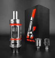 air system design - clone Kanger subtank mini New Designed Rebuildable Coil Airfilow System Air Holes Pyrex glas DHL Free