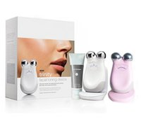 top brand - Nuface Trinity Pro Facial Toning Device Kit White top quality Brand New Sealed