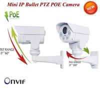 Wholesale 3x Auto Zoom Auto Iris mm lens MP Auto Cruise preset M IR Distance Ambarella P Bullet AHD PTZ Camera DHL