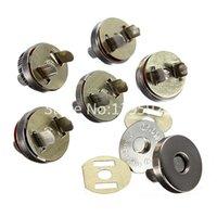 Wholesale Set MM Dish shape Magnetic Snap Button for Handbag Purse Wallet