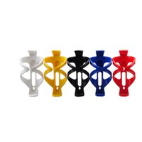 Wholesale 2015 Latest Fashion Top Quality Bike Bicycle High Strength PC Plastic Water Bottle Cage Holder Colorful