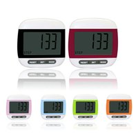 Wholesale Waterproof Step Movement Calories Counter Multi Function Digital Pedometer NIVE order lt no track