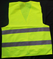 Wholesale Light Thin Breathable Reflective Vests Environmental Sanitation Coat Safety Vest
