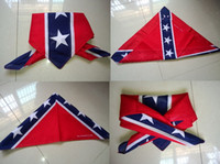 Wholesale confederate rebel flag bandanas flag print bandana headband for adult bandanas ps