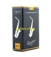 Wholesale NEW piece Vandoren ALTO Saxophone Reeds Alto Saxophone Reeds Strength and IN Stock