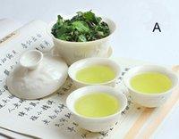 Bone China tea set céramique outils drinkware bar à manger de fête éco-ami théière en porcelaine Coffret cadeau hobby cadeau à thé de café d'affaires