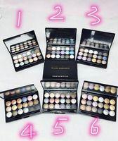 Wholesale hot new makeup color eyeshadow palette g Pieces