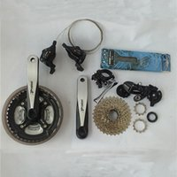 bicycle gear lever - 2015 New Promotion Derailleur Hanger Ultegra Deore Xt Bicycle Derailleur Gear Lever The Anteroposterior Crankset Flyheel