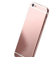 al por mayor smart phones-Gratis Goophon i6 Plus i6S 1: 1 Cuatro Núcleos MTK6582 6S 1.3GHz 1GB + 8GB / 16GB / 32GB Android 4.4 4.7 pulgadas 1280 * 720 HD Smart Phone
