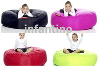 Wholesale indoors or outdoors Island Bean Bag multiple seating positions beanbag chair nylon pvc coated beanbag PHOTO portable beanbag stand chair