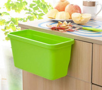 Wholesale Multi Functional Kitchen Waste PP Bins Popular Plastic Mini Trash Boxes Eco Friendly Design New Arrivals Hot Sale
