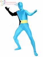 Precio de Trajes de cuerpo de spandex al por mayor-Traje Calidad Fiesta de Carnaval mayor-alta de Halloween unisex de moda de Bahamas Lycra Spandex cuerpo completo fabuloso Bandera Zentai