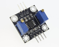 amp modules - F08407 Voltage Signal Amplification Module MV Signal Increases Linear High impedance Op Amp