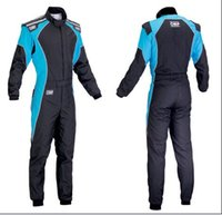Wholesale new season man sets Professional car racing suits Siamese motorcycle racing suits motorcycle riding exercise clothing overalls