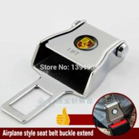 airplane car seats - Airplane style seat belt buckle extend Universal Car Safety belt for Lexus is es gs ls rx hybrid h h