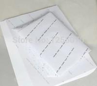 Wholesale 100pcs Korea sublimation inkjet transfer paper A4 printer paper special paper order lt no track