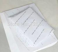 Wholesale 50pcs A4T shirt transfer paper inkjet transfer paper light T shirt transfer paper order lt no track