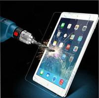 A prueba de explosión de 0,3 mm Pantalla 9H Tablet PC Protector de cristal templado para el iPad Mini iPad iPad2 Aire Aire iPad 2 Pro 9.7